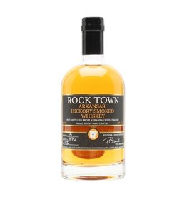 Whiskey Rock Town Hickory Smoked Whiskey 750ml