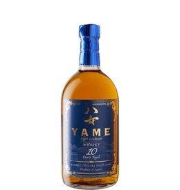"""Whiskey Yame """"Eight Goddesess"""" 10 Years Aged Japanese Whisky 750ml"""