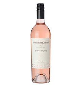 American Wine Clendenen Family Vineyards Mondeuse Rosé Santa Maria Valley 2017 750ml