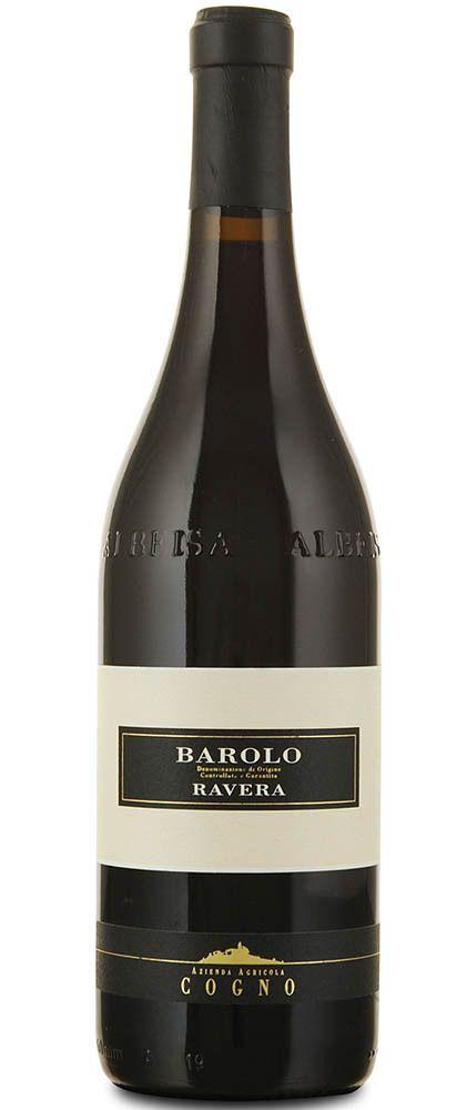 Italian Wine Cogno Barolo Ravera 2013 750ml
