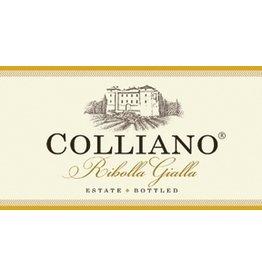 Eastern Euro Wine Colliano Ribolla Gialla 2013 750ml