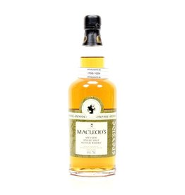 Scotch Macleod's Speyside Single Malt Scotch Whisky 750ml