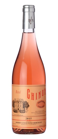 French Wine Charles Joguet Chinon Rosé 2017 750ml