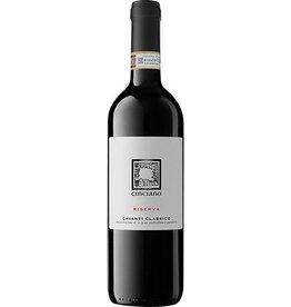 Italian Wine Cinciano Chianti Classico 2014 750ml