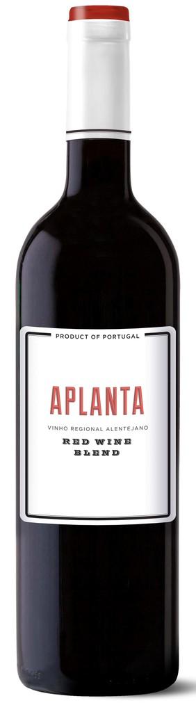 Portuguese Wine Aplanta Red Wine Blend Alentejano Portugal 2016 750ml