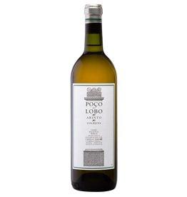 """Portuguese Wine Cave Sao Joao """"Poco do Lobo"""" Arinto Bairrada Portugal 1995 750ml"""