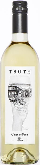 "American Wine Axios Truth ""Cuvee de Fume"" California 2013 750ml"