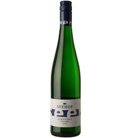 German Wine Seehof Riesling Trocken Rheinhessen 2015 750ml
