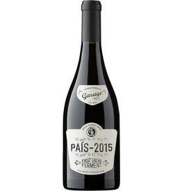 "South American Wine Garage Wine Co. ""First Salvo Ferment"" Pais 2015 750ml"