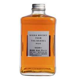 Asian Whiskey Nikka Whisky From the Barrel 750ml