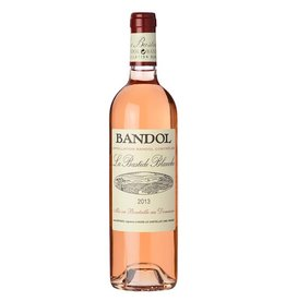 French Wine La Bastide Blanche Bandol Rosé 2017 750ml