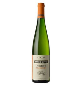 "French Wine Emile Beyer Riesling ""Tradition"" 2016 750ml"