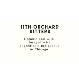 """Bitter 11th Orchard Bitters """"Rosehip"""" Bitters 4oz"""