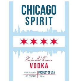 Vodka Chicago Spirit Vodka 1L