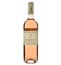 "French Wine Tournier ""Mas Redonne"" Bandol Rosé 2015 750ml"