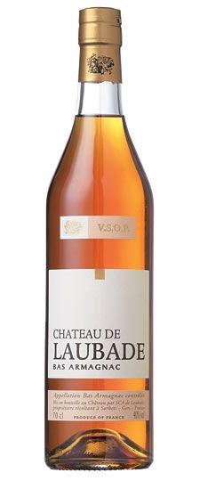 Brandy Chateau de Laubade Bas Armagnac VSOP