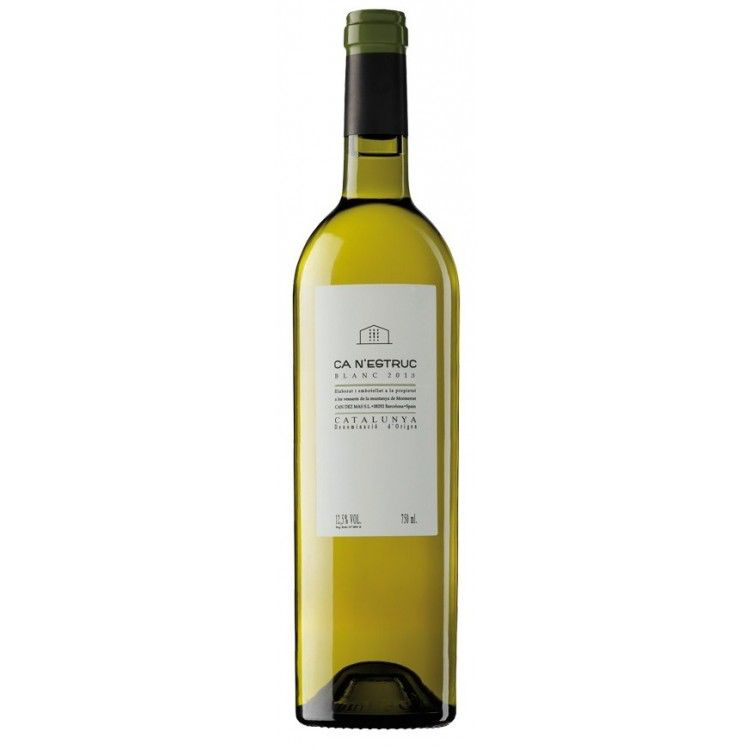 Spanish Wine Ca N'Estruc Blanc Catalunya 2016 750ml