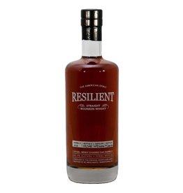 Bourbon Resilient Barrel #110 14 Year Straight Bourbon Whisky 750ml