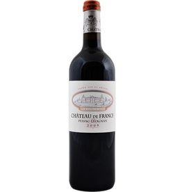 French Wine Chateau de France Pessac-Leognan 2010 750ml