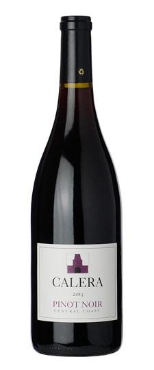 American Wine Calera Central Coast Pinot Noir (Fourieth Anniversary Vintage) 2015 750ml