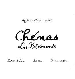 """French Wine Domaine Saint-Cyr Cénas """"Les Blémonts"""" 2015 750ml"""