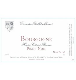 French Wine Domaine Roblet-Monnot Bourgogne Hautes Cotes de Beaune Rouge 2015 750ml