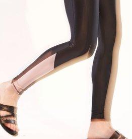 Lanston Lanston Sport Barkley Side Stripe Legging