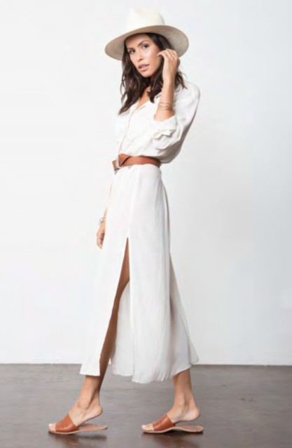 Stillwater The Darian Shirt Dress