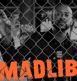 Madlib - Rock Konducta Pt. 2 LP