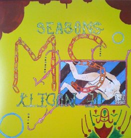 "Meager Sunlight/Skeleton Warrior - Seasons Of Nudity 12"""