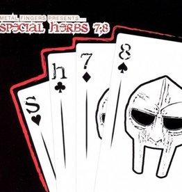 "MF Doom - Special Herbs Vol. 7 & 8 2LP+7"""