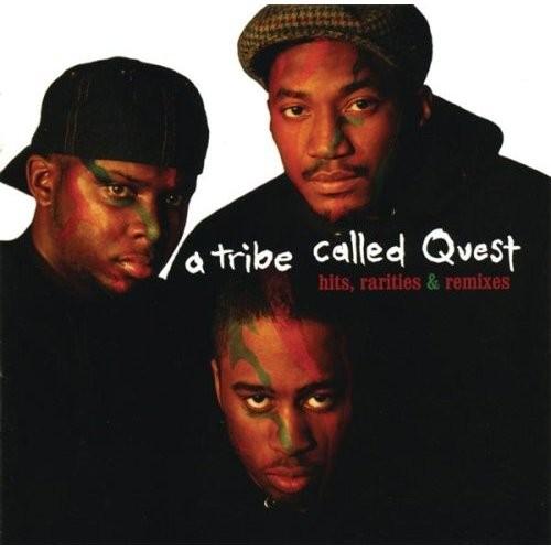 A Tribe Called Quest - Hits, Rarities & Remixes 2LP