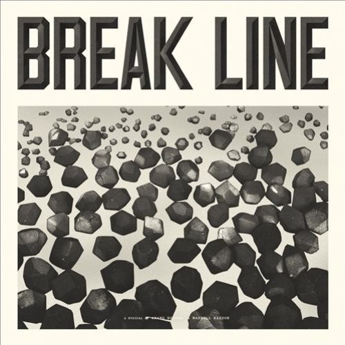 Anand Wilder & Maxwell Kardon - Break Line LP