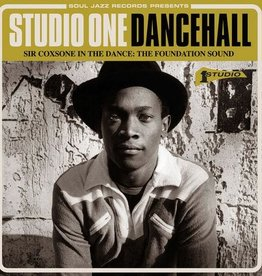 Various - Studio One Dancehall 3LP