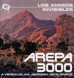 Los Amigos Invisibles - Arepa 3000 2LP