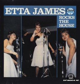 Etta James - Rocks The House LP