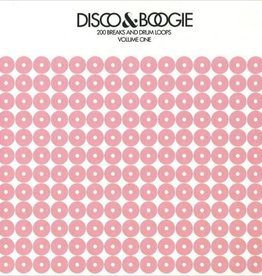 Disco & Boogie - 200 Breaks & Drum Loops Vol. 1 LP