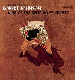Robert Johnson - King Of The Delta Blues Singers 2LP