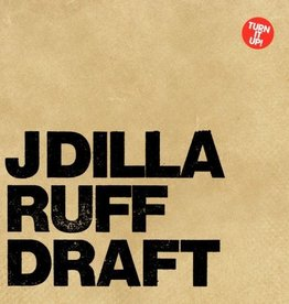 J Dilla - Ruff Draft Beats LP