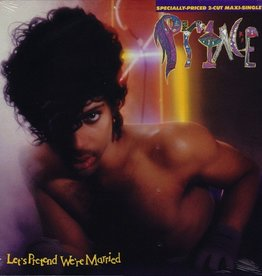 Prince - Let's Pretend We're Married 12""