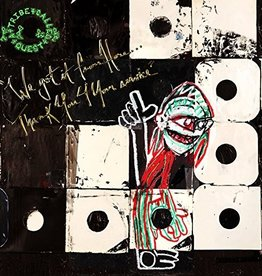 A Tribe Called Quest - We Got It From Here Thank You 4 Your Service 2LP