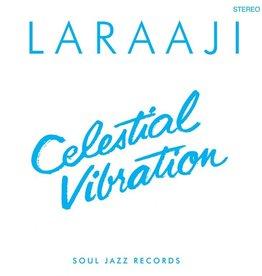 Laraaji - Celestial Vibration LP