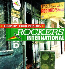 Augustus Pablo - Presents Rockers International LP