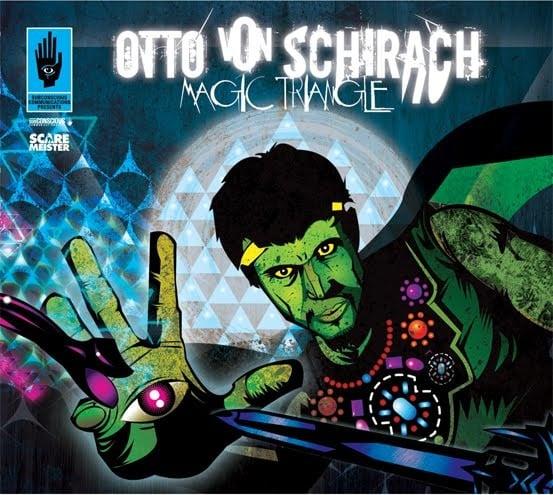 Otto Von Schirach - Magic Triangle CD
