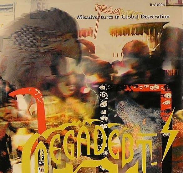 Megadebt - Misadventures In Global Desecration CD