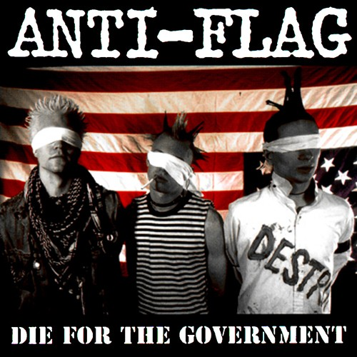 Anti-Flag - Die For The Government LP