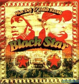 Black Star - Mos Def & Talib Kweli Are Black Star LP