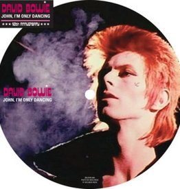 David Bowie - John, I'm Only Dancing Picture 7""""