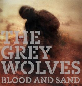 Grey Wolves - Blood & Sand LP+CD