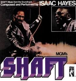 Isaac Hayes - Shaft OST 2LP